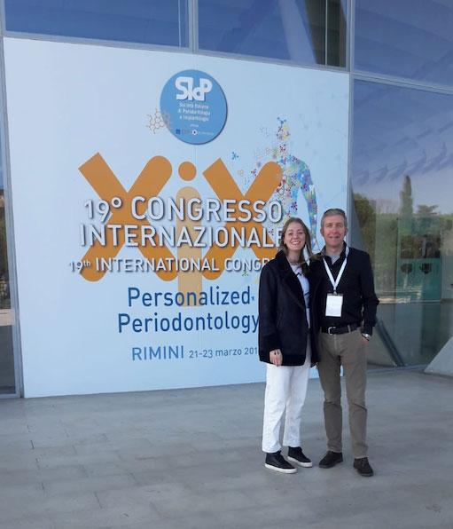 congresso parodontologia dottor Pellizzari Verona