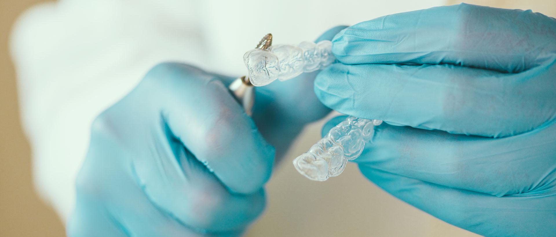 invisalign Verona apparecchi denti adulti bambini